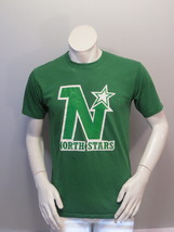 Minnesota Northstars Shirt (VTG) - Big N logo by Sportswear - Men's Large - $59.00