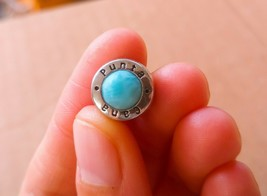 Authentic Blue Larimar Charm Pandora w/ Amber Bracelet Certified Silver 925 - $29.70