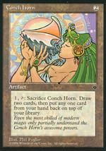Magic: The Gathering: Fallen Empires - Conch Horn - $0.99