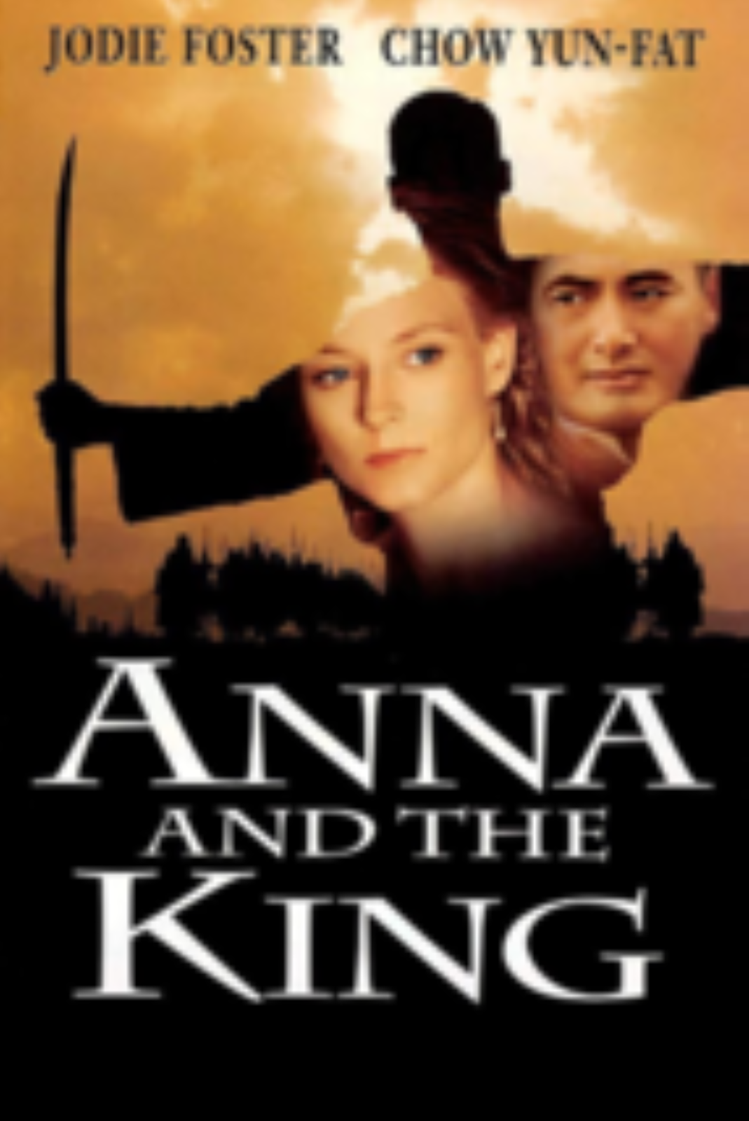 Anna and the King Vhs