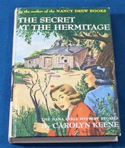 The Dana Girls No. 5, The Secret at the Hermitage by Carolyn Keene - $15.00