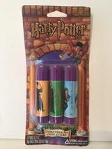 3 Harry Potter Elmers Glue 2001 Disappearing Glue Sticks Novelty - $8.50