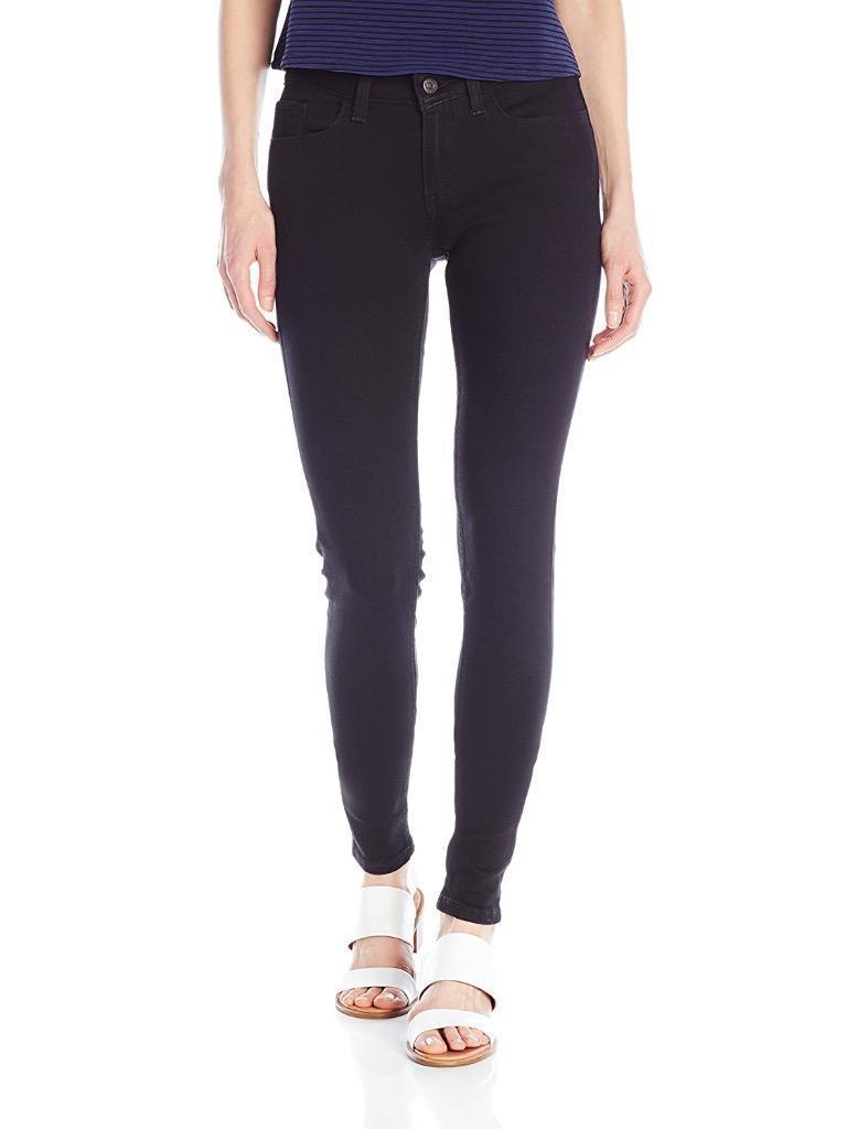 New Levi's 535 Women's Premium Super Skinny Jeans Leggings Soft Black 119970201