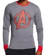 Marvel Avengers Long Underwear XL 40 42 XLarge NEW Lounge Sleep Shirt Co... - $18.00