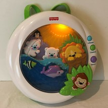 Fisher Price Crib Toy Precious Planet Melodies and Motion Soother Sound ... - $29.99