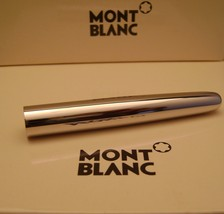 MontBlanc pen replacement parts Mont Blanc Upper Barrel  Stainless Steel - $101.78