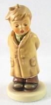 "Hummel Goebel Too Shy To Sing 4"" Boy Figurine #845 Club TMK8 - $11.99"