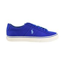 Polo Ralph Lauren Sayer Men's Shoes Blue 816710017-003 - $54.95