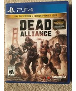 Dead Alliance: Day One Edition Sony PlayStation 4, 2017) - $9.90