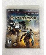 Starhawk Limited Edition PlayStation 3 PS3 2012 Sony Computer Entertainment - $5.00