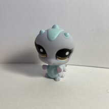 Littlest Pet Shop LPS #1443 Authentic Caterpillar with Brown Eyes - $3.99