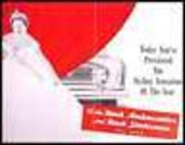 1955 Nash Brochure, Miss America Lee Meriwether Ambassador Statesman Cat... - $20.03