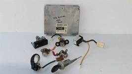 2003 Lexus RX330 ECU Immo Ignition Door Trunk Glovebox Lock Fob Combo Set