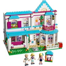 LEGO Friends Stephanie's House 41314 Toy for 6-12-Year-Olds - $87.17