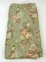 Vintage Ralph Lauren Charlotte King Duvet Cover Sage Floral Green Beddin... - $225.00