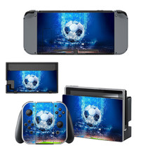 Football  Nintendo Switch Skin for Nintendo Switch Console  - $19.00