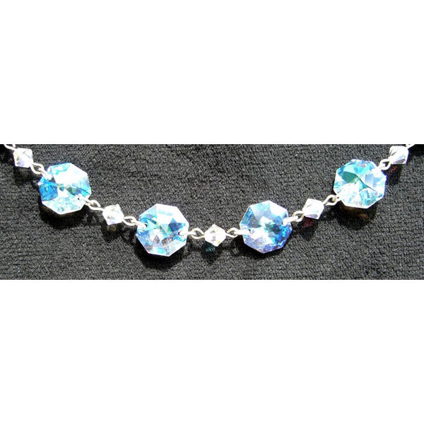 Crystal necklace sl 1402b2