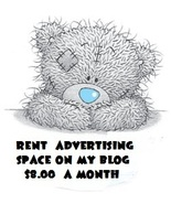 Place your Ad on the sidebar of my blog - $8.00