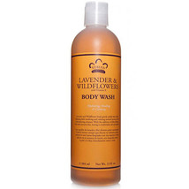 Body Wash, Lavender and Wildflowers 13 OZ by Nubian Heritage - $8.41