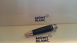 MontBlanc pen replacement spare parts Mont Blanc Low Barrel  Black Plati... - $74.67