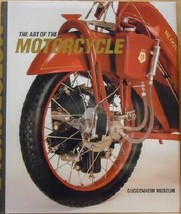 The Art of the Motorcycle: Guggenheim Museum (used hardcover) - $12.00