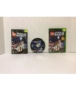 LEGO Star Wars II: The Original Trilogy (Microsoft Xbox, 2006) - $8.91