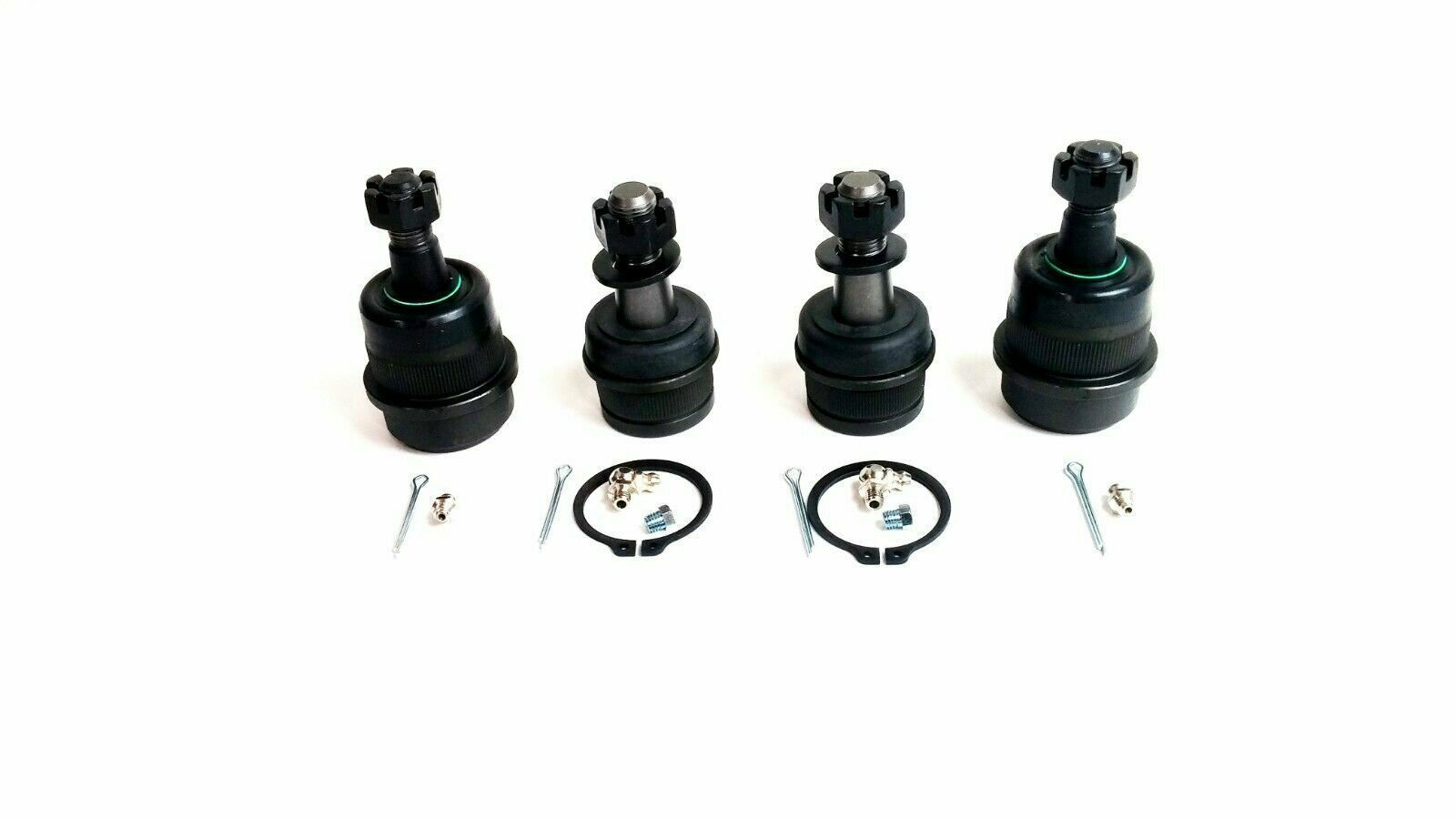 XRF 99-04 Jeep Grand Cherokee Ball Joint Set 4X4 07-17 Wrangler K3134T K3185