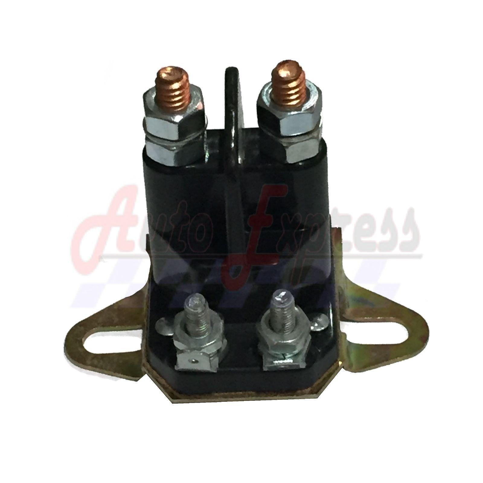 Starter Solenoid 12V  TORO 884-1221-210-02, 894-1221-210, 892-1221-210, 94285 - $32.50