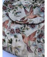 Vintage Gypsy Wings Hummingbird Shoulder Bag Tapestry Tote Shopper Handbag - $24.99