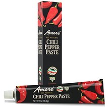 Amore Chili Pepper Paste, 3.2 Ounce Tube - $7.39