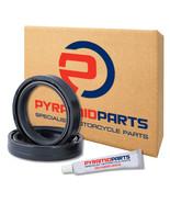 Fork Oil Seals for Honda XL 600 LM Paris Dakar 85-87 - $11.97