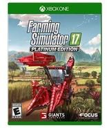 Farming Simulator 17 Platinum Edition - Xbox One - $15.12