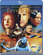 Fifth Element (Remastered) (Blu-ray/Ws 2.35 A/Dd 5.1/Pcm 5.1/Eng-Sp-Ch-Po-Th-Sub