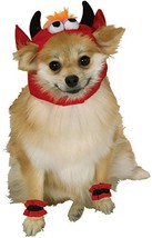 Rubie's Pet Costume, Medium, Devil Headpiece with Cuffs - $1.99