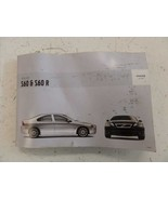S60       2005 Owners Manual 206867 - $29.70