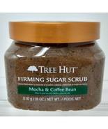 Tree Hut Shea Sugar Scrub Mocha Caffeine Firming Ultra Hydrating and Exfoliating - $22.47