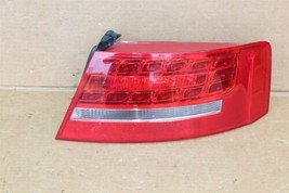 08-12 Audi A5 LED Tail Light Lamp Outer Passenger Right RH