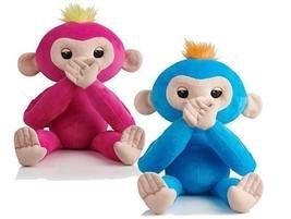Fingerlings HUGS Bella & Boris Set 2 Advanced Interactive Plush Baby Pet... - $72.58