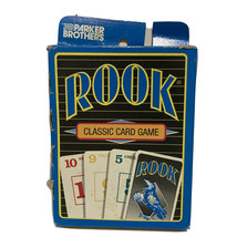 Rook Classic Card Game Vintage 1994 Parker Brothers Sealed Adult Easy Br... - $8.70