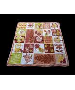 Large Carl Tait Handkerchief MOD Butterflies Dove Sunface Fish Strawberr... - $32.00