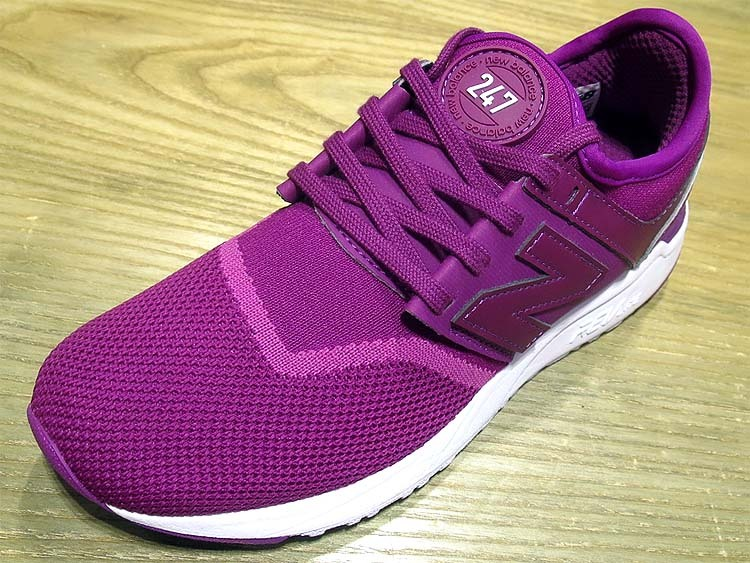 new balance 247 womens purple