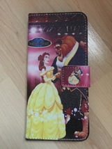 Princess Beauty and The Beast Belle PU Leather Case For Samsung Galaxy S8 Plus - $13.99