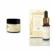 Kama Ayurveda Night Cream + Night Serum - $88.36