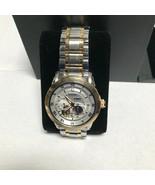 Bulova Men's Automatic Open Aperture 21 Jewel Two-Tone 42mm Watch 98A230 - $178.19