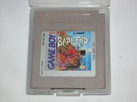 GAME BOY - SKATE OR DIE - BAD 'N RAD (Game Only) - $20.00