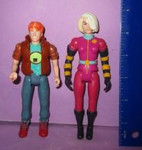 Vintage Captain Planet PVC Kenner Tiger Figure 1991 Wheeler Dr Blight To... - $10.00