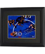 Karl-Anthony Towns signed Minnesota Timberwolves 8x10 Photo Custom Frame... - $116.95