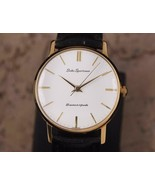 Seiko Sportsman Mens 35mm Made in Japan 1960s Gold Plated Classic Watch ... - $672.21
