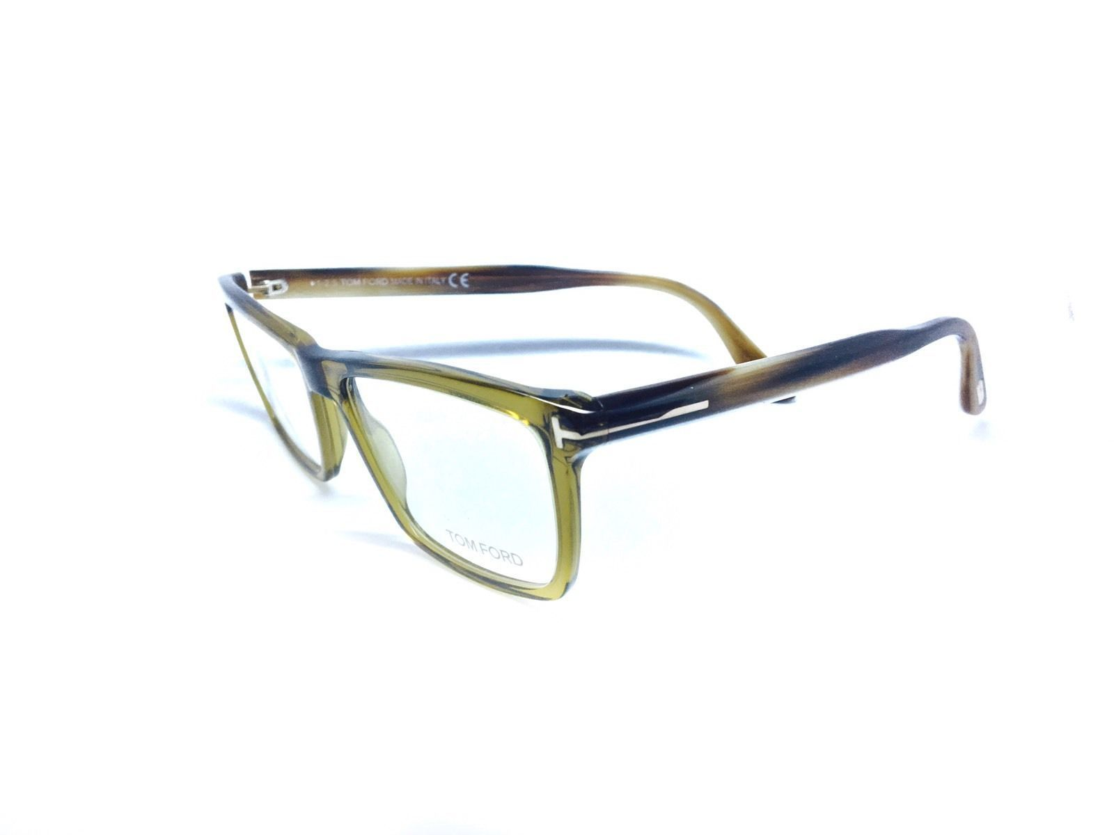 6de4b3491ff New Tom Ford TF 5407 096 Olive Eyeglasses and 50 similar items