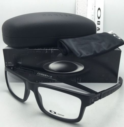 5d2c1c87db New OAKLEY Eyeglasses CURRENCY OX8026-0154 and 50 similar items
